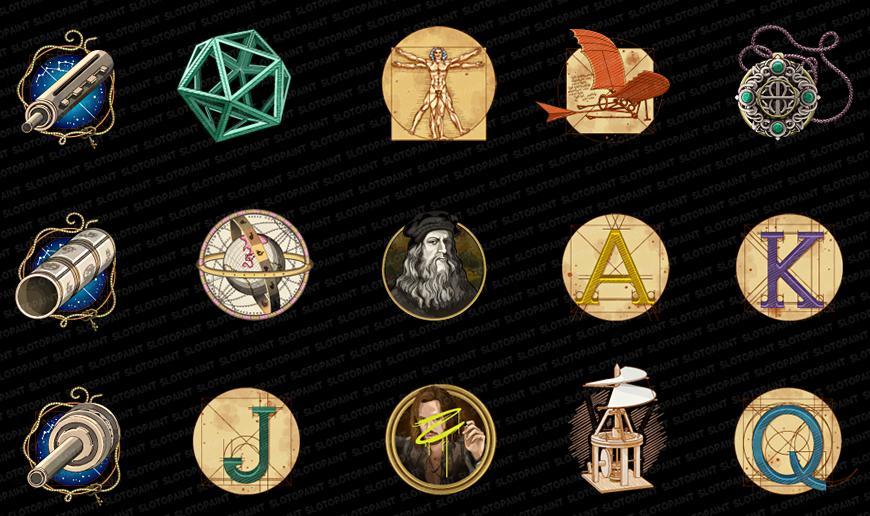 Da_Vinci_symbols