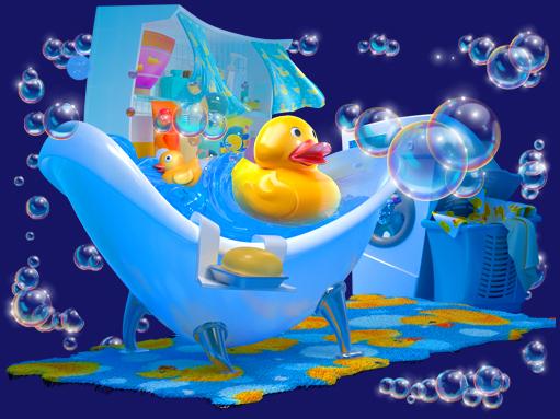 lucky-ducky