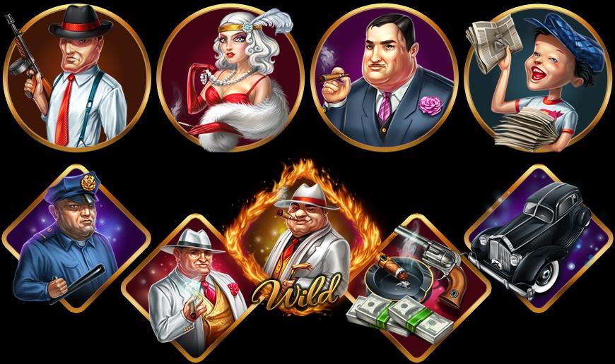 Mafia hunt_symbols1