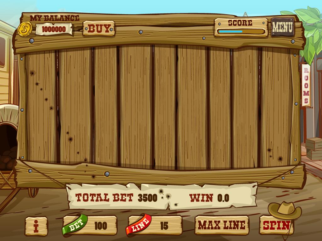 Cowboy Coin Rush_reel