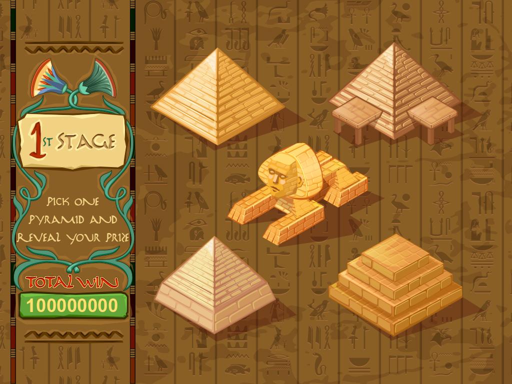 Desert queen_bonus-game1