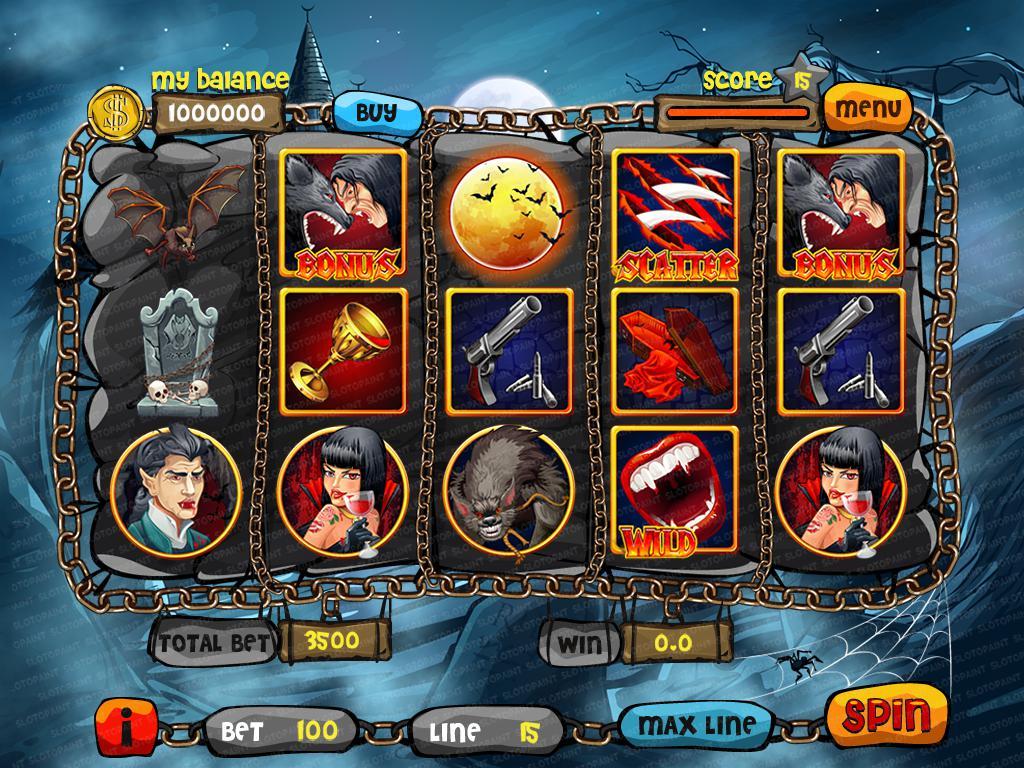 Vampires-vs-Werewolves_game-reel