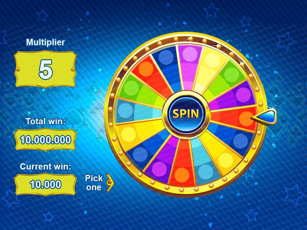Vegas Riches_bonus-wheel