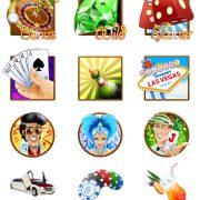 Vegas Riches_symbols