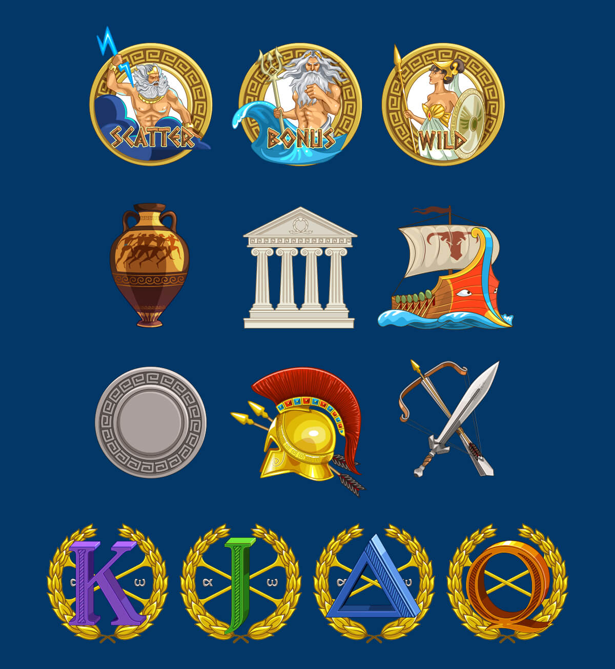 Game slot machine gods of olympus slotopaint here biocorpaavc Choice Image