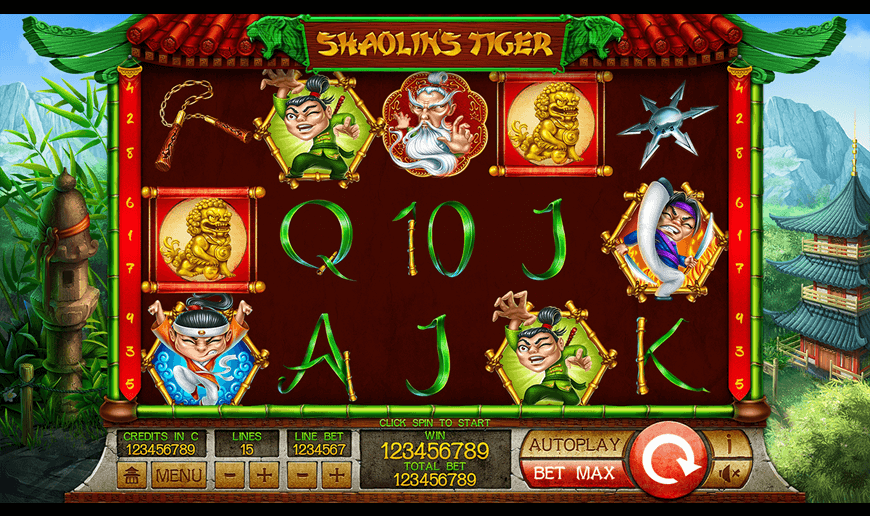 Different ways to choose a bid in the slot machine