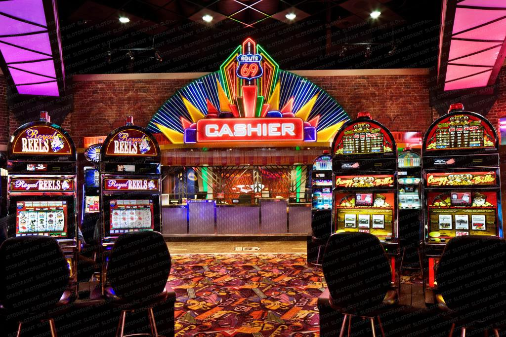 Casino design, Slot Design
