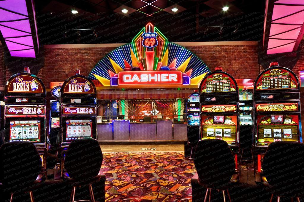 Casino design, Slot Design