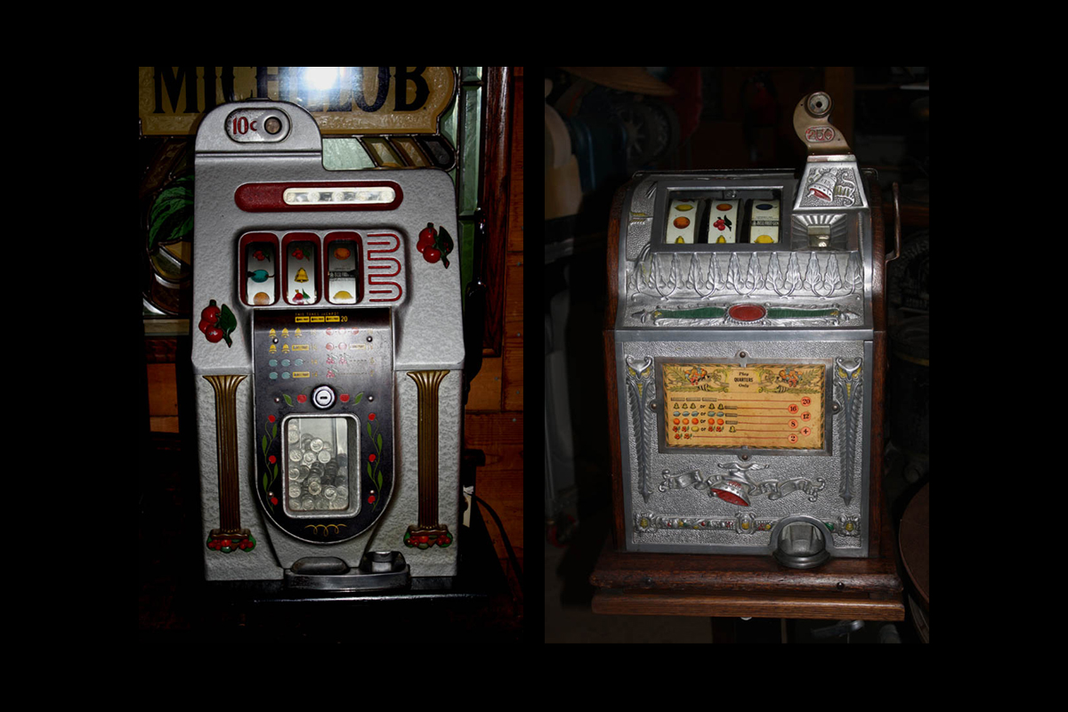 Slot Machines Retro