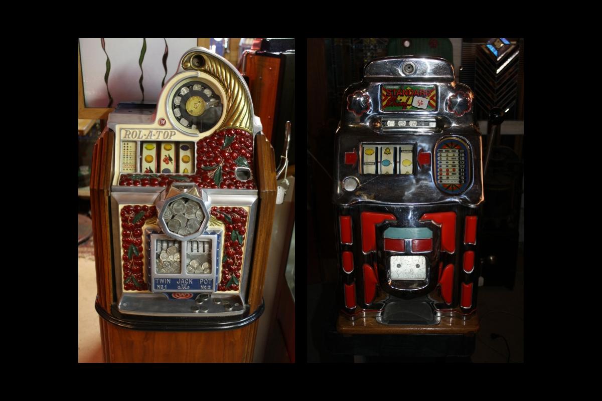 Fruit Slot Machines