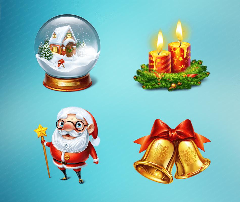 New Year's Symbols