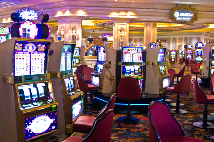 Slot Machine Games to Play Online