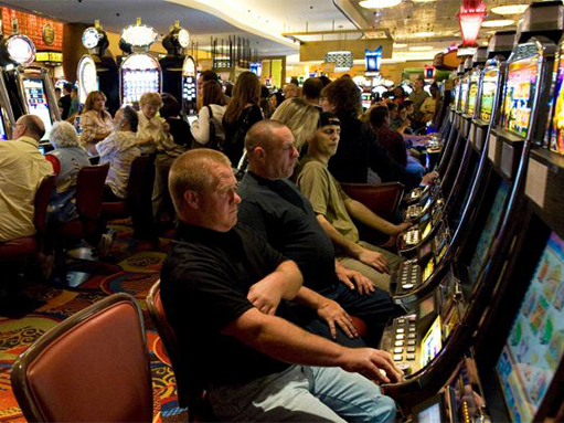 Success of slot machines?