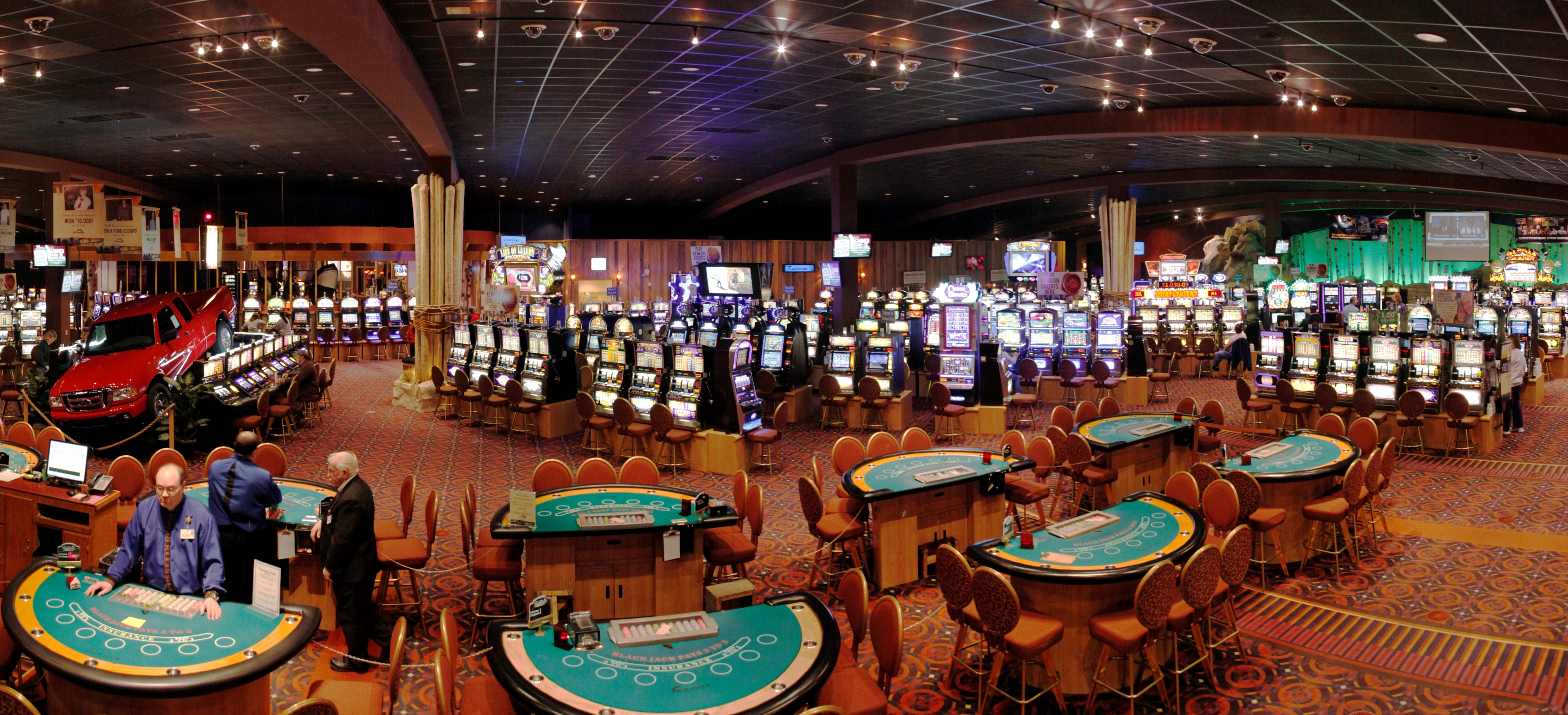 Landbased Casinos