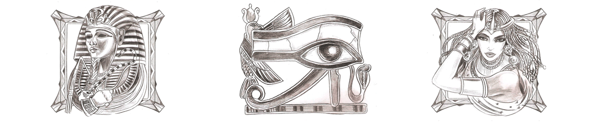 egyptian-treasure_high-sketches