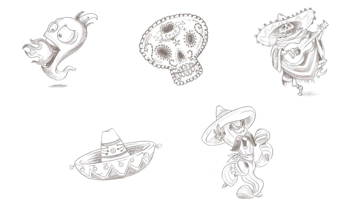 la_vida_mexicana_symbols-big-sketches