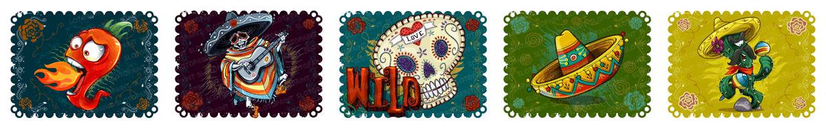 la_vida_mexicana_symbols