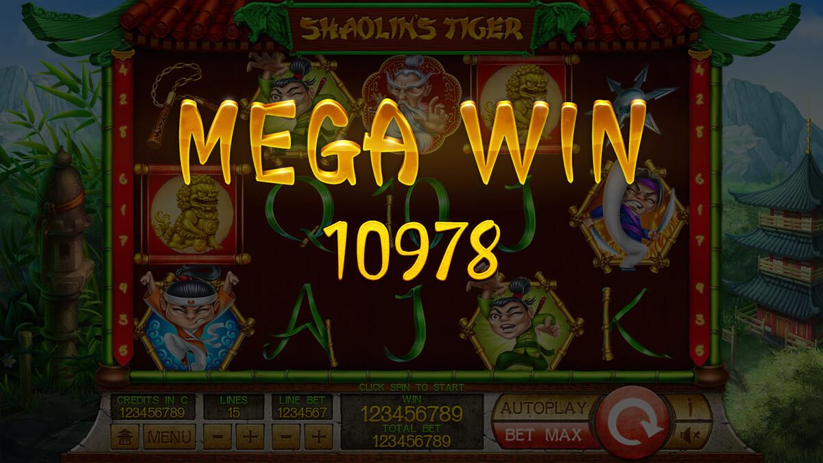 Spiele Shaolin Tiger - Video Slots Online