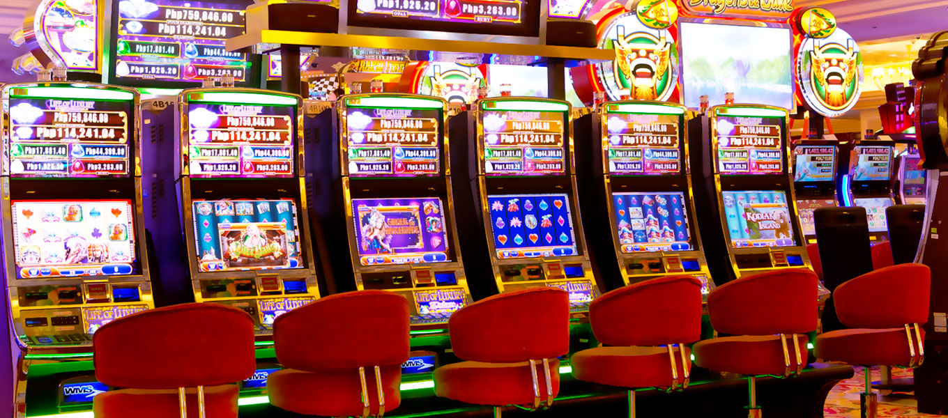 Resorts world manila casino slot machines how to play russian roulette at the casino