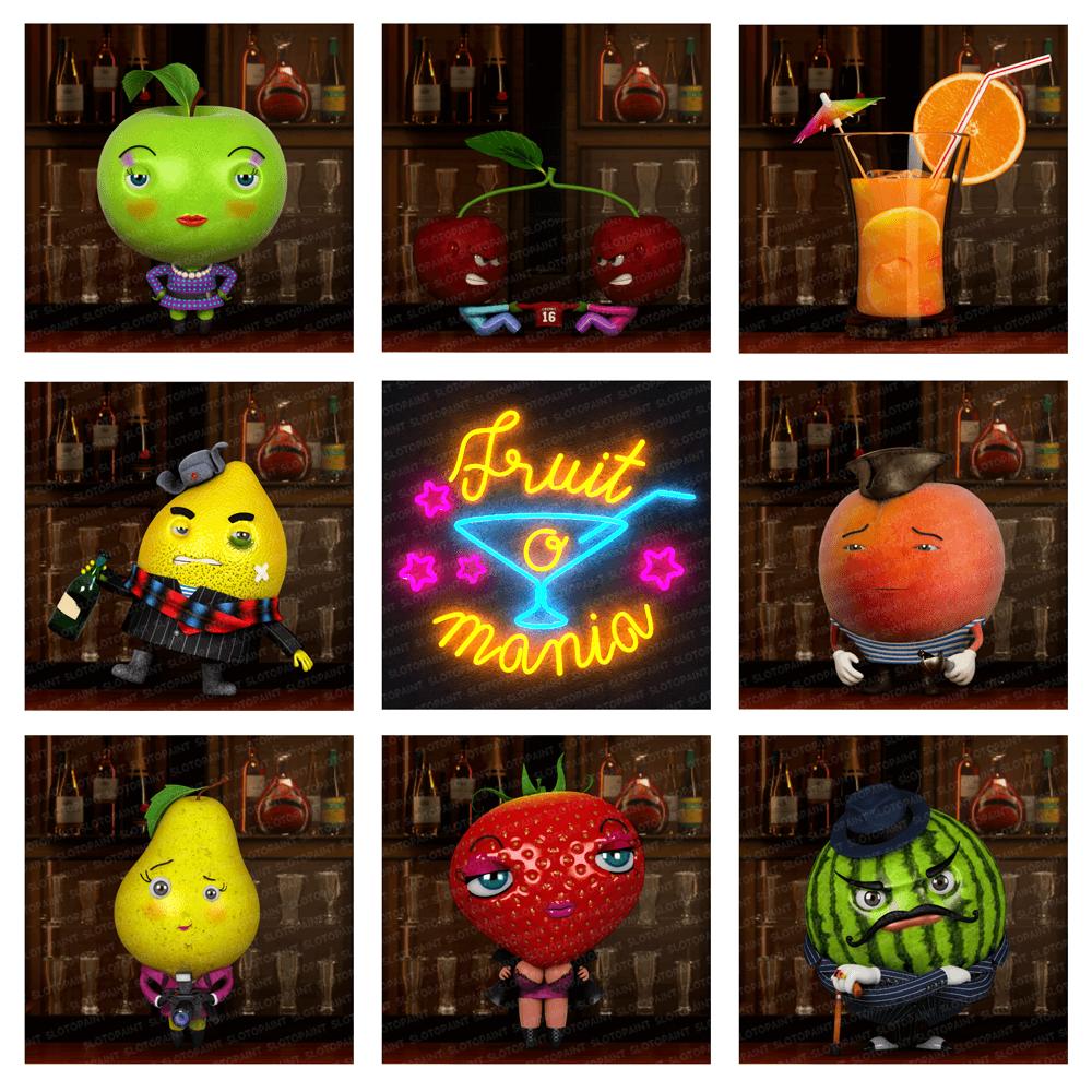 fruit-o-mania_symbols
