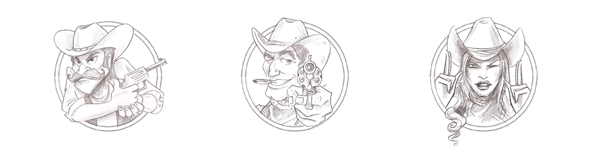 cowboy-coin-rush_middle_sketches