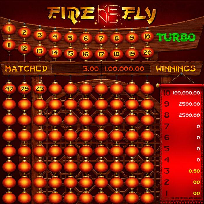 Slot machine UI