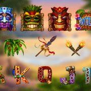 three_tiki_symbols