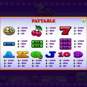 double_luck-paytable