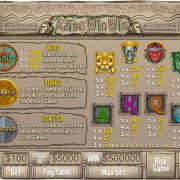 aztec_win_paytable