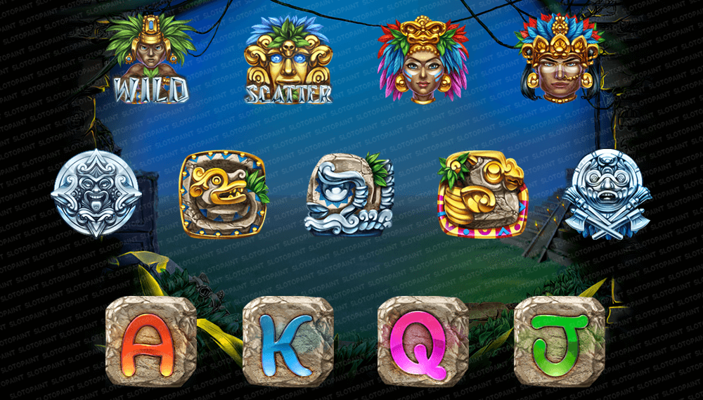 mayan-adventure_all_symbols