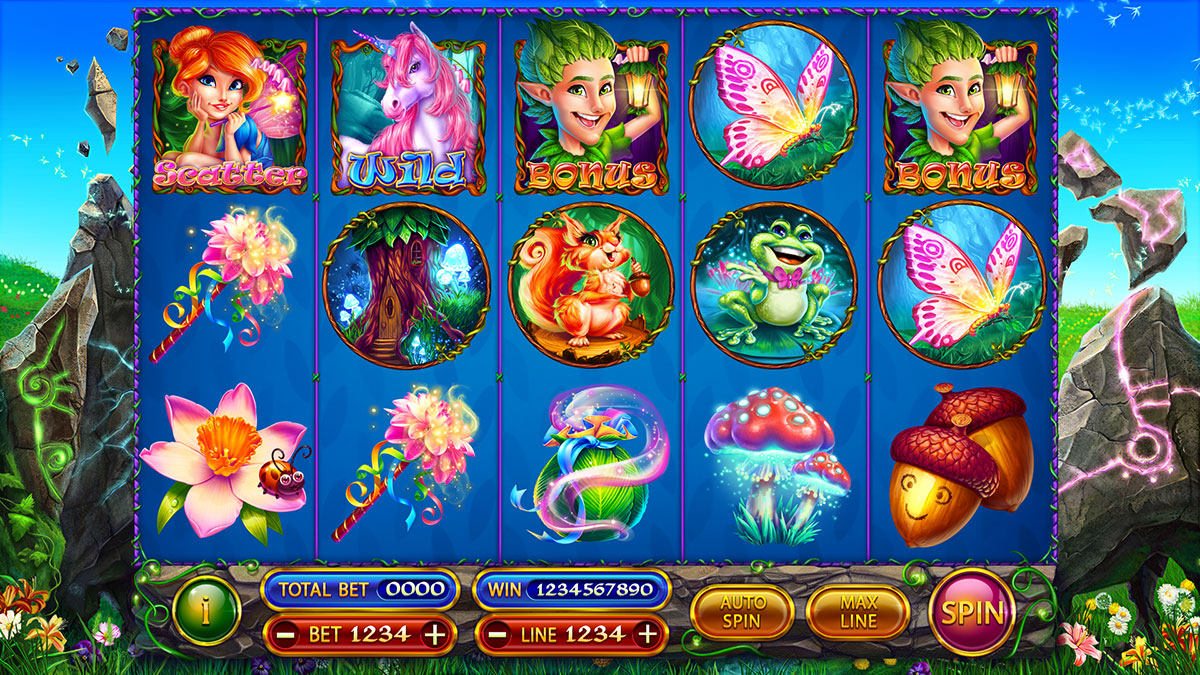 Fairy Slot Machine