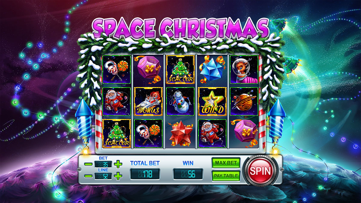 space_christmas_main_game_ui