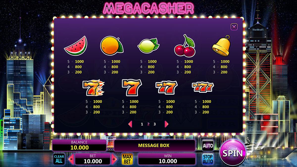 megacasher_paytable-2