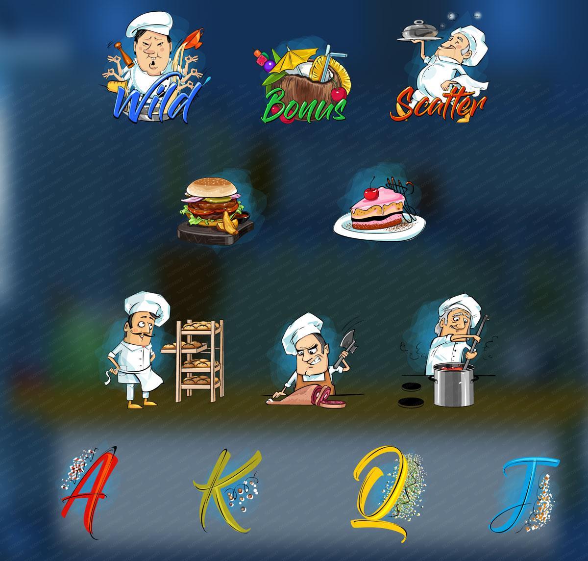 genius_chef_symbols