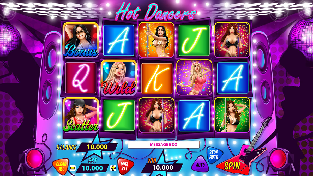 Online Strip Tease Slot