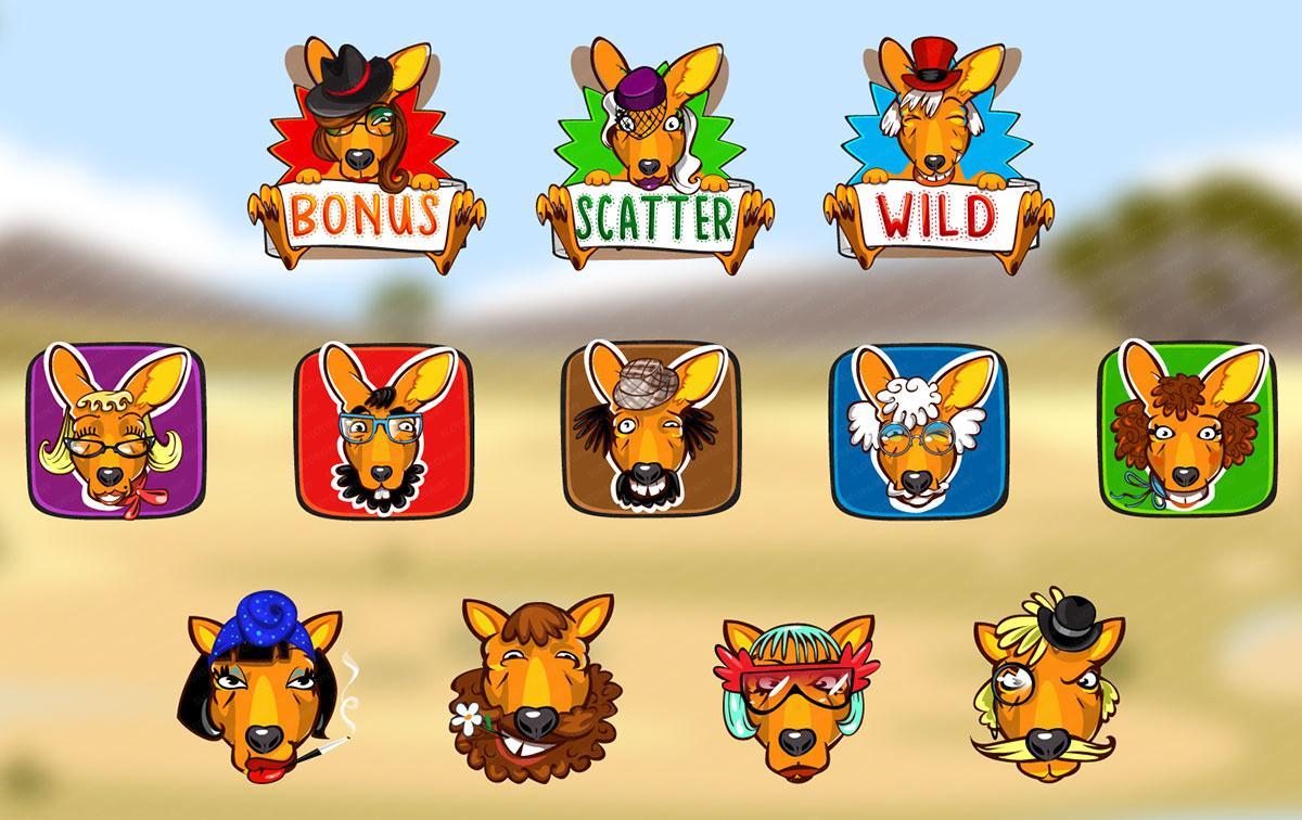 kangaroo_symbols