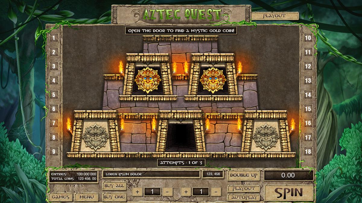 Aztec Game Online
