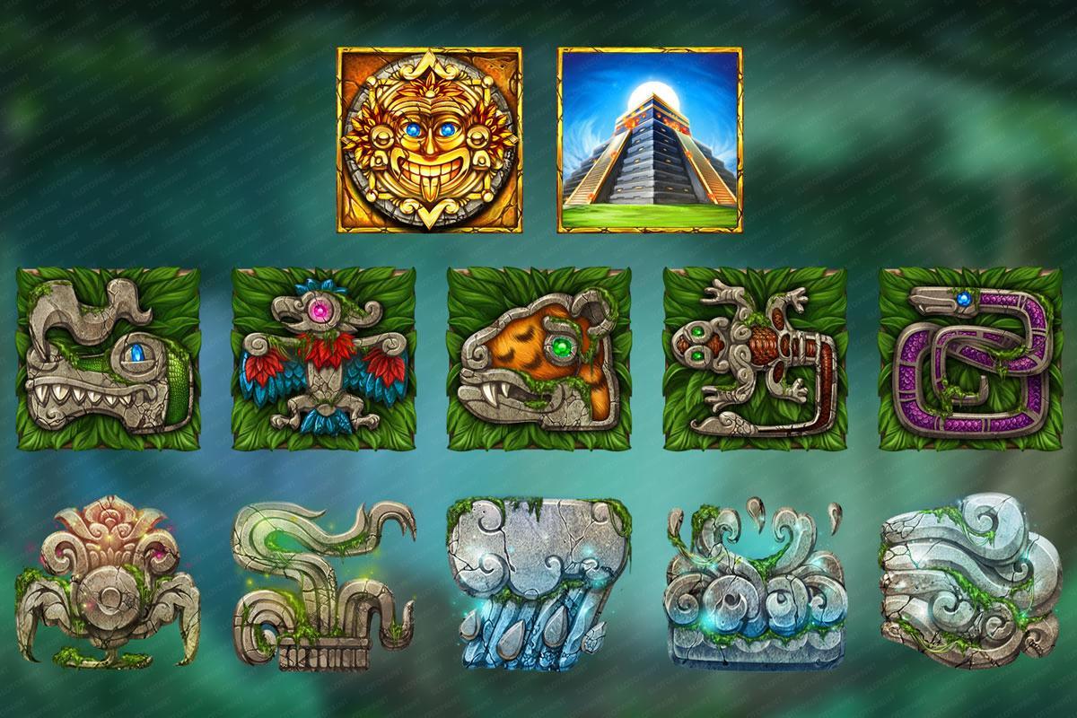 aztec-quest_symbols