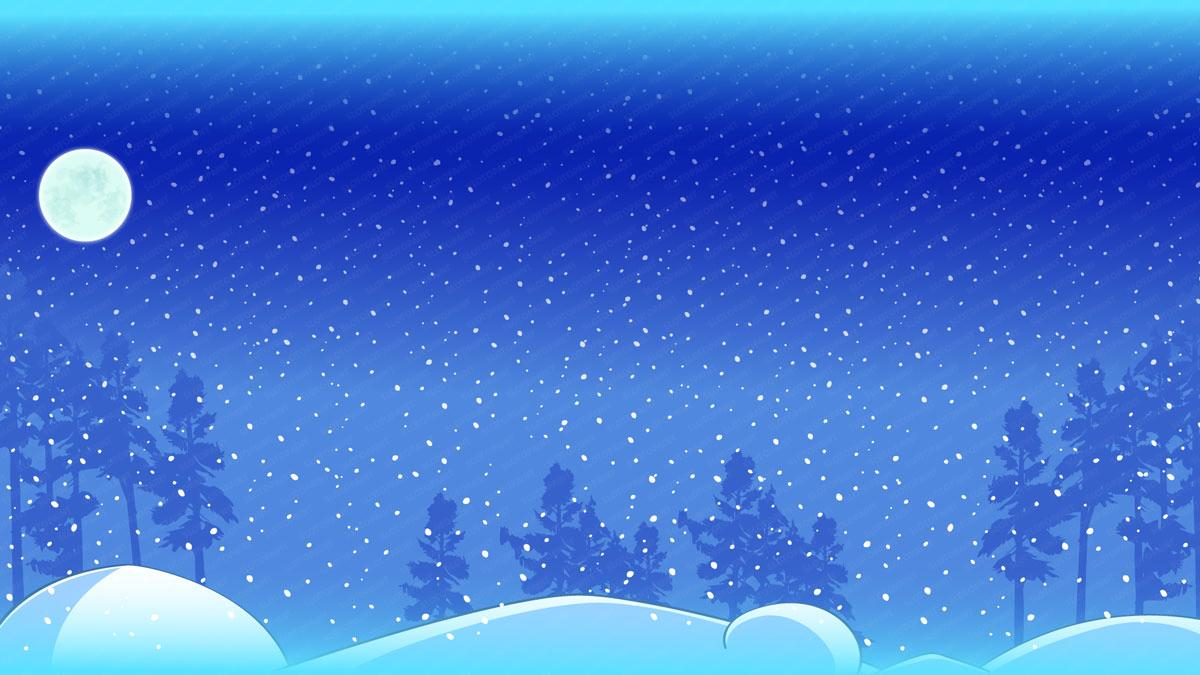 christmas_night_background