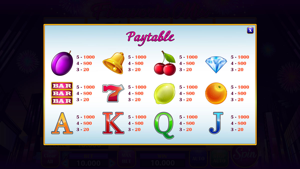 fireworks-mix_paytable
