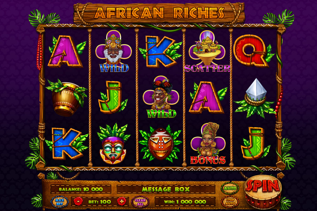 african_riches_reels