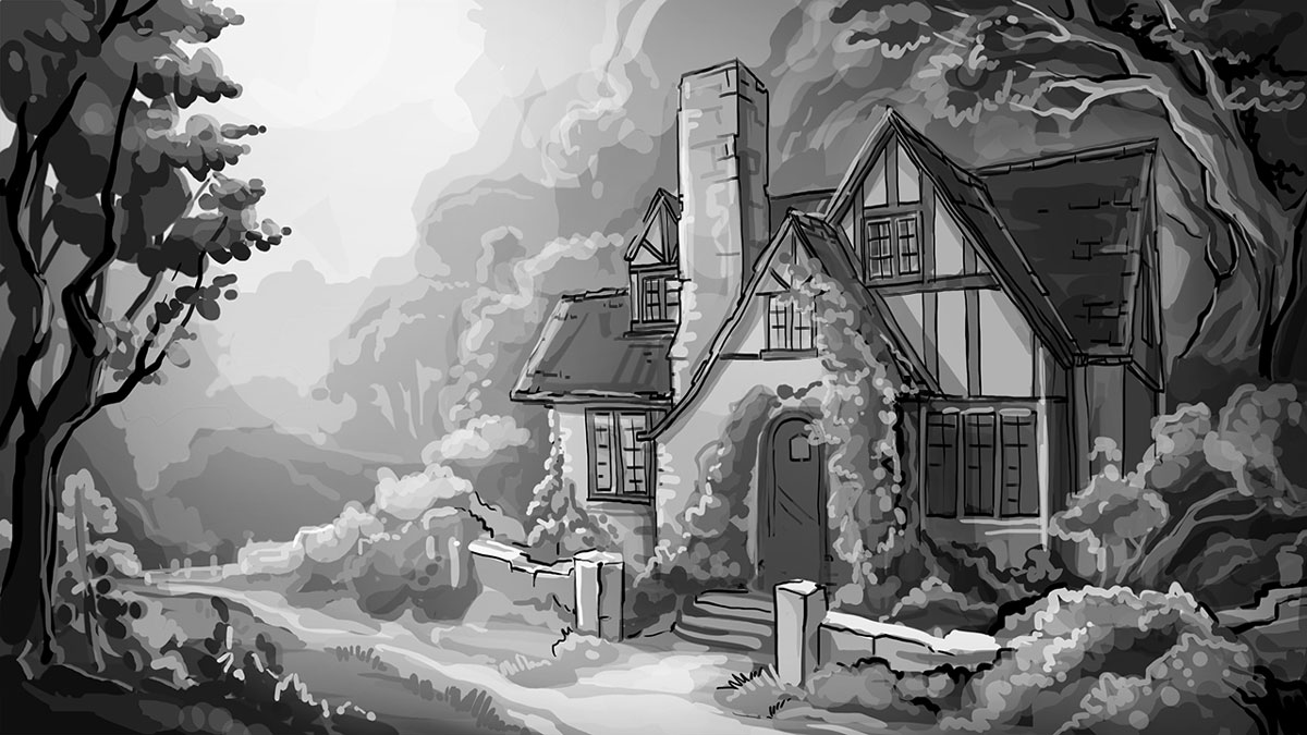 little_red_riding_hood_background_1_sketch