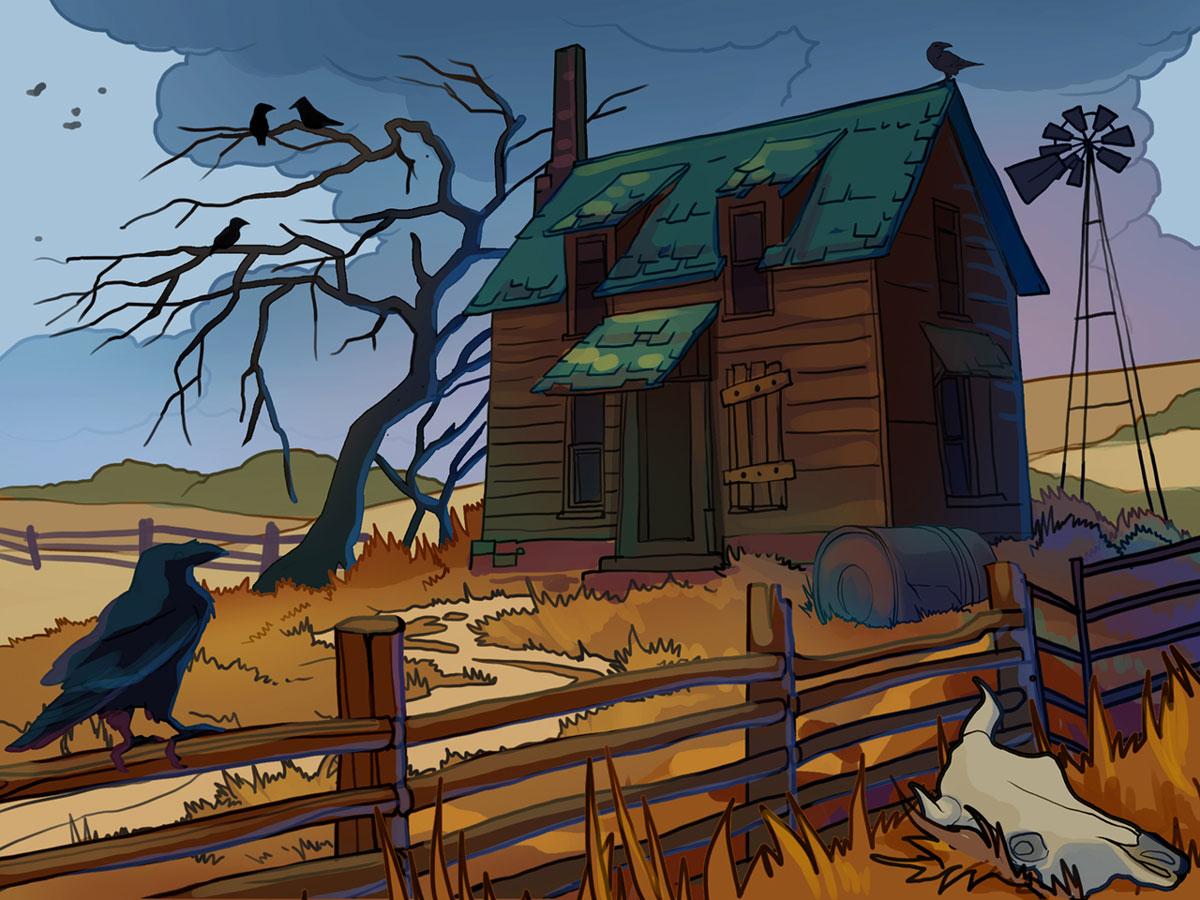 scarecrow_background_color_sketch