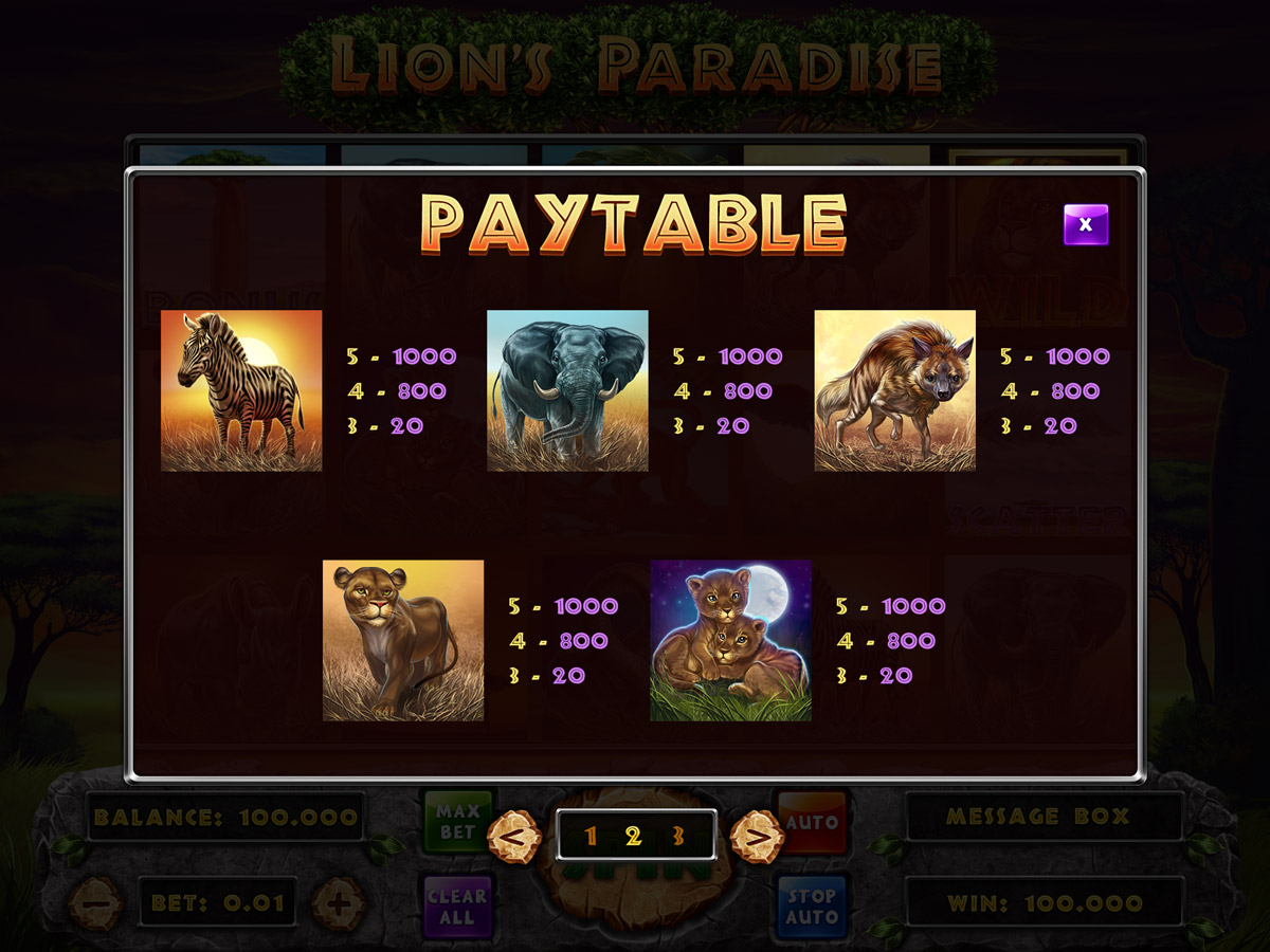 lions_paradise_paytable-2