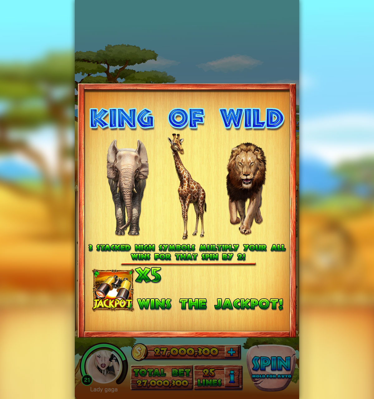 king_of_wild_blog_rules