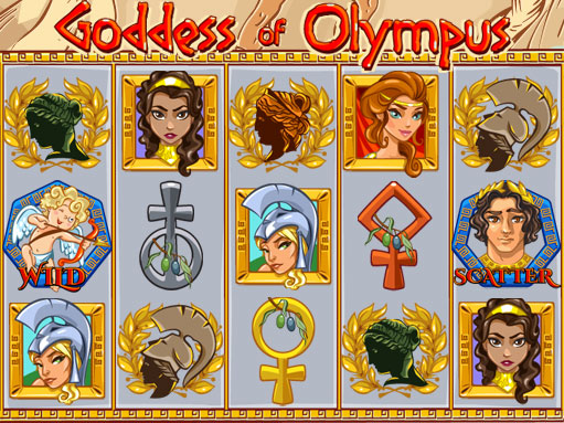 Goddess Of Life Slot Machine