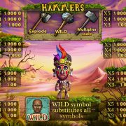 mystical_hammer_paytable
