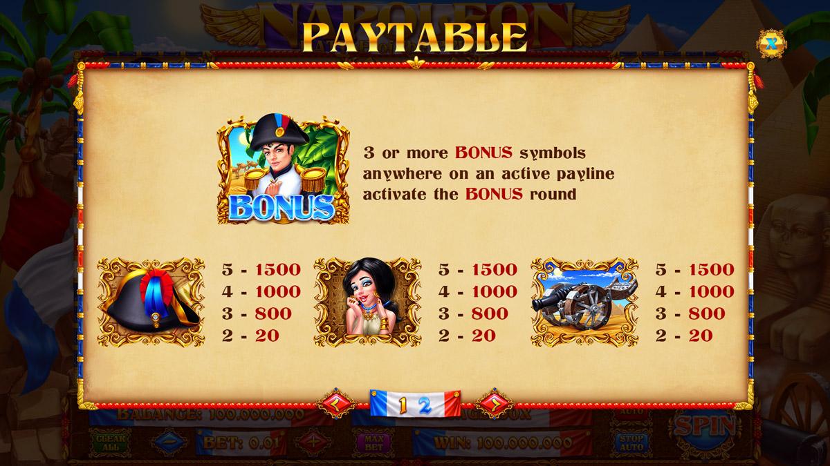 napoleon_paytable-1