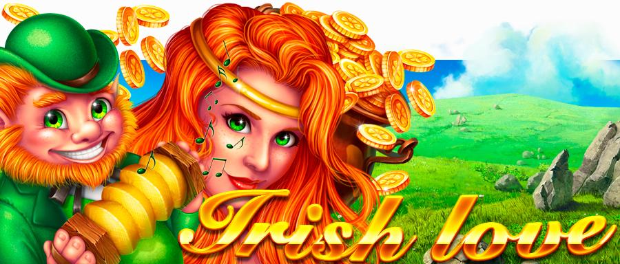 Irish themed slot games